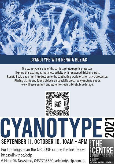 Cyanotype-workshop-Renata Buziak_QCFP_Brisbane